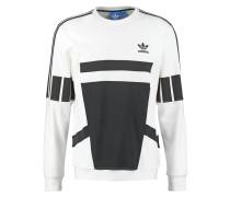 Langarmshirt white/black
