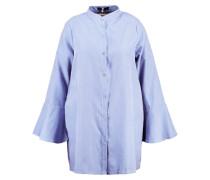 Blusenkleid - blue
