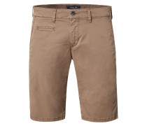 STEVEN REGULAR FIT - Shorts - beige