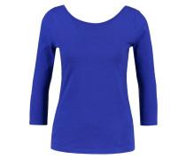 Langarmshirt - brunswick blue