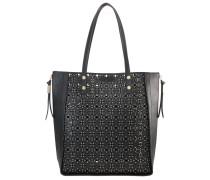 MACIE - Shopping Bag - black