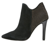 VOICE High Heel Stiefelette black