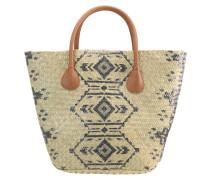 SANIBEL - Shopping Bag - off black