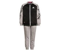 THE AVENGERS Trainingsanzug black/medium grey heather/white