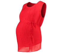 Bluse chinese red