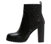 ERICA High Heel Stiefelette black