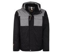 TAY Winterjacke black