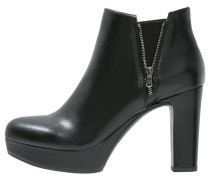 REGINO High Heel Stiefelette black