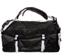 BASE CAMP DUFFEL M Reisetasche black/white