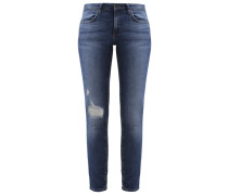 BAXTER SKINNY Jeans Slim Fit navy blue