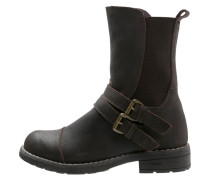 Cowboy/ Bikerboot dark brown
