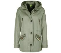 SYLT PEARL - Parka - frozen green