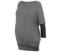 JENELLE Strickpullover light grey