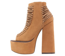 OVAL Ankle Boot taupe