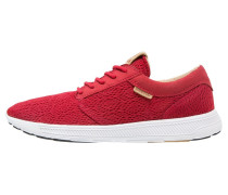 HAMMER Sneaker low red/tan/white
