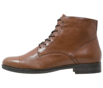 CODE Ankle Boot cognac