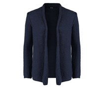 SANK Strickjacke navy