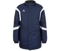 CLASSIC TEAM STADION Wintermantel new navy/white