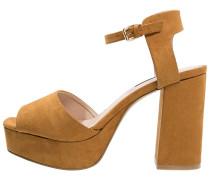 SARAYA High Heel Sandaletten brown