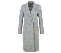 BLISS Wollmantel / klassischer Mantel grey