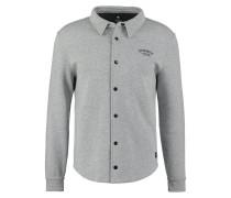 WINGFIELD Sweatjacke heather grey