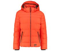 Winterjacke - orange