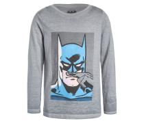 Langarmshirt medium grey
