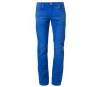 Colour Denim Jeans Jeans Slim Fit kobaldt used