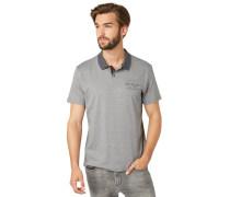 Poloshirt tarmac grey