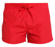 BMBXSEASIDEE Badeshorts red