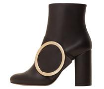 GIVELA High Heel Stiefelette black
