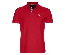 Poloshirt red/dress tartan