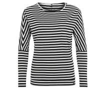 JACK´S BASE - Langarmshirt - white/black