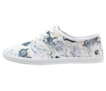 Sneaker low - beige/white