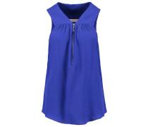 BETINA Bluse bleu