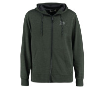 TRIBLEND Sweatjacke black