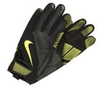 LUNATIC Fingerhandschuh black/anthracity/volt