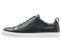 KENLEY PERFORATED TRAINER - Sneaker low - navy