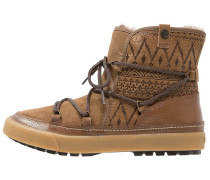 WHISTLER Snowboot / Winterstiefel tan
