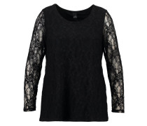 INTOWN - Bluse - black
