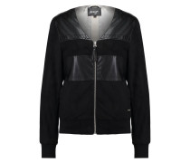 HOPE Kunstlederjacke black