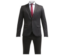 SLIM FIT Anzug grey