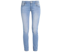 JONA - Jeans Slim Fit - light stone wash denim