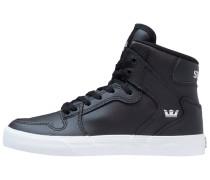 VAIDER Sneaker high black/white