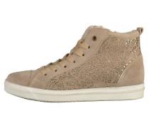 Sneaker high - dune