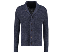 NOVELTY Strickjacke heather navy
