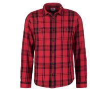 Hemd red/black