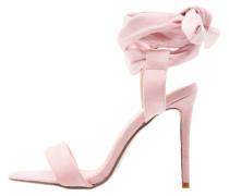 PEACE - High Heel Sandaletten - pink