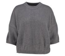 BRITANIA - Strickpullover - dark grey melange