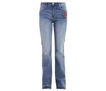 SUNNY - Jeans Bootcut - premium light blue